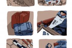Eindrücke_Werkzeuge_Grabung